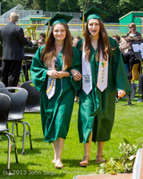 2030 Vashon Island High School Graduation 2013 061513