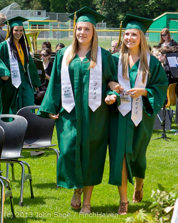 2040 Vashon Island High School Graduation 2013 061513