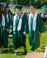 2053 Vashon Island High School Graduation 2013 061513