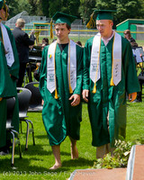 2061 Vashon Island High School Graduation 2013 061513