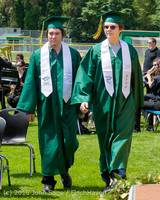 2077 Vashon Island High School Graduation 2013 061513