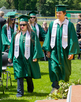 2093 Vashon Island High School Graduation 2013 061513