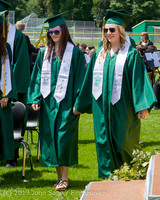 2097 Vashon Island High School Graduation 2013 061513