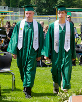 2100 Vashon Island High School Graduation 2013 061513