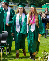2106 Vashon Island High School Graduation 2013 061513
