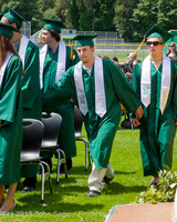 2113 Vashon Island High School Graduation 2013 061513