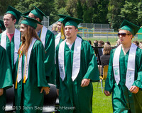 2114 Vashon Island High School Graduation 2013 061513