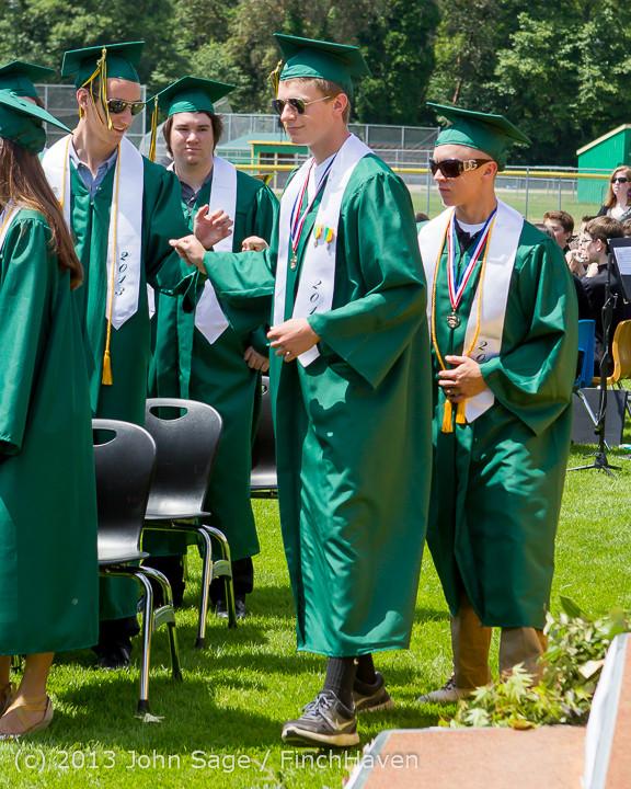 2125 Vashon Island High School Graduation 2013 061513