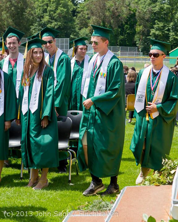 2126 Vashon Island High School Graduation 2013 061513