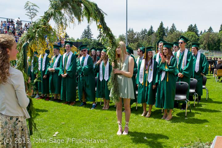 2128 Vashon Island High School Graduation 2013 061513