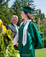 2137 Vashon Island High School Graduation 2013 061513
