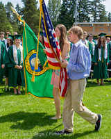 2140 Vashon Island High School Graduation 2013 061513