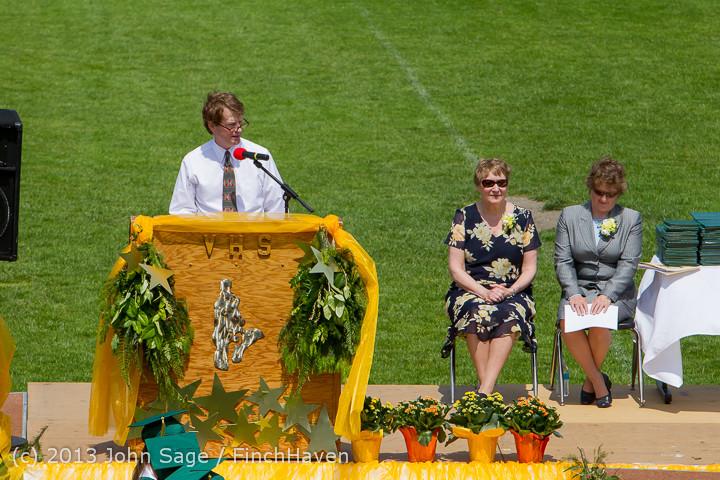 2178 Vashon Island High School Graduation 2013 061513