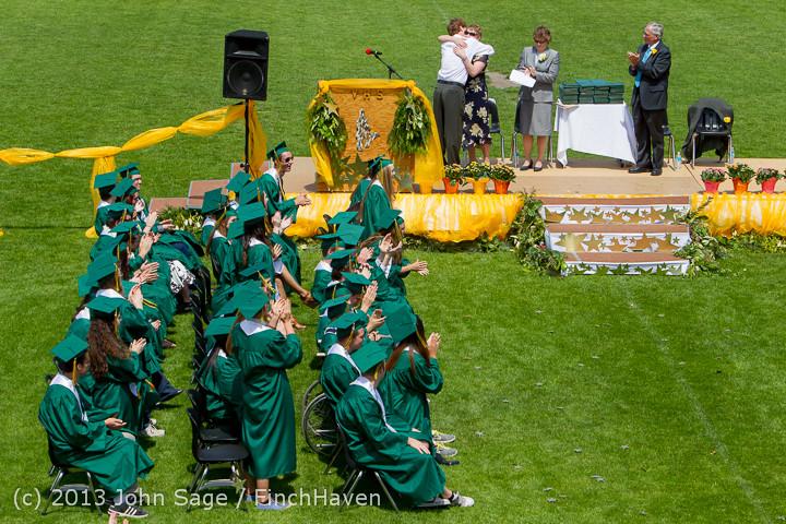 2192 Vashon Island High School Graduation 2013 061513