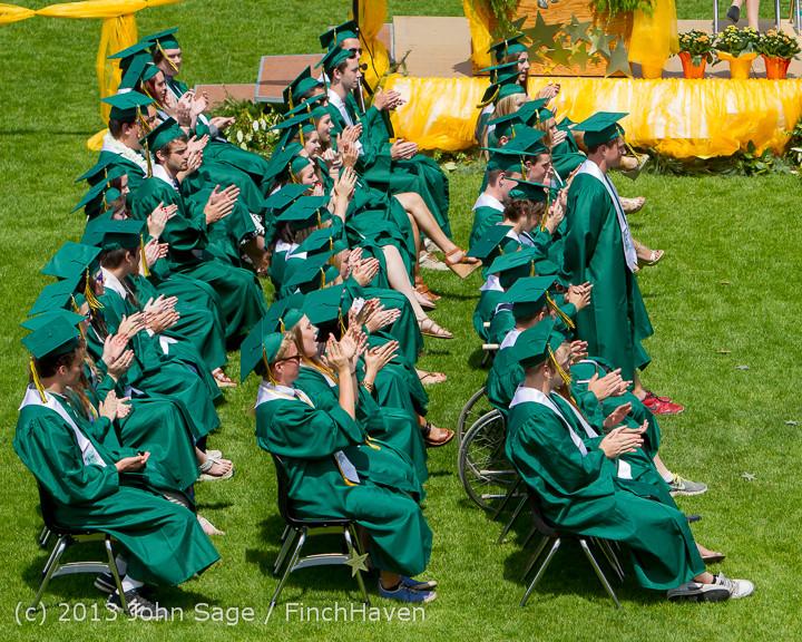 2220 Vashon Island High School Graduation 2013 061513