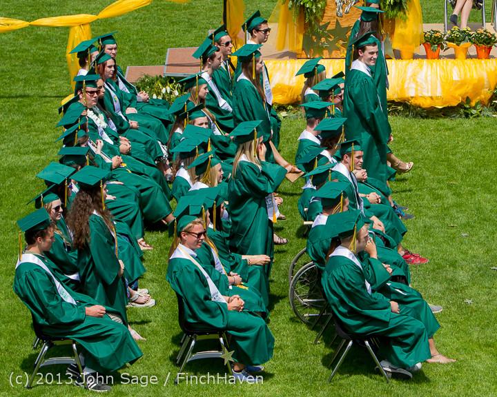 2226 Vashon Island High School Graduation 2013 061513