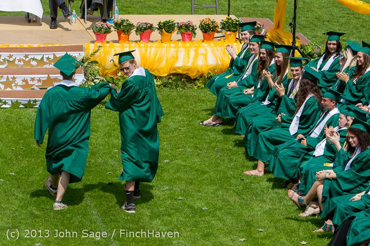 2252 Vashon Island High School Graduation 2013 061513