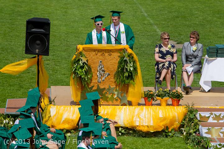 2263 Vashon Island High School Graduation 2013 061513