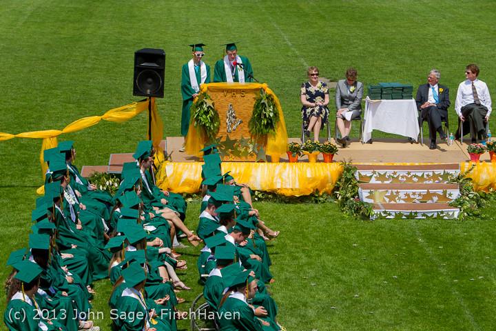 2269 Vashon Island High School Graduation 2013 061513