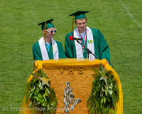2278 Vashon Island High School Graduation 2013 061513