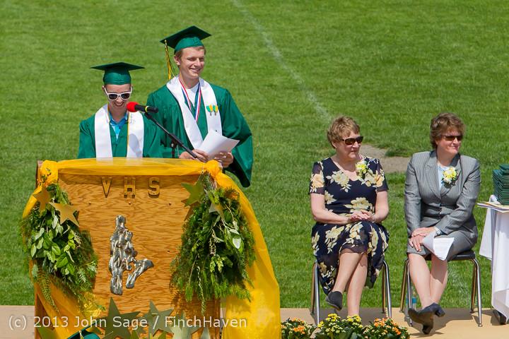 2286 Vashon Island High School Graduation 2013 061513