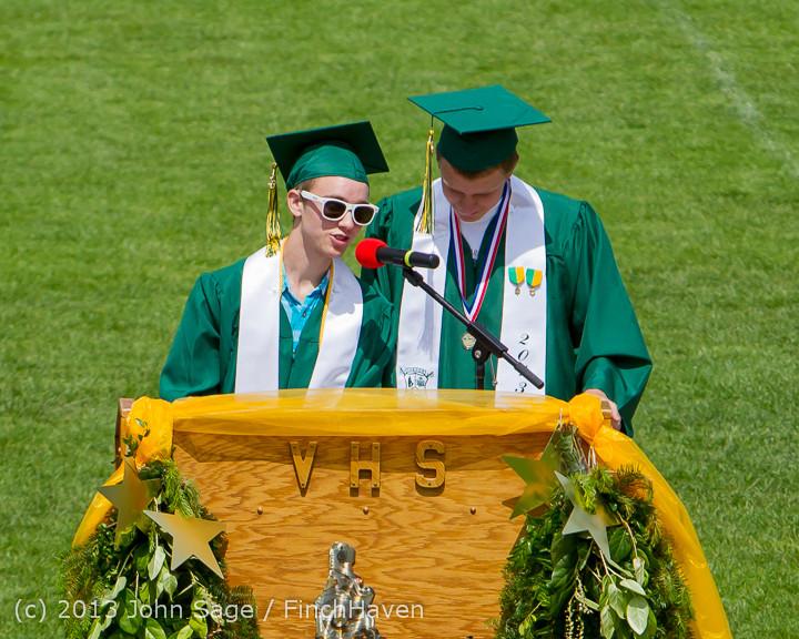 2290 Vashon Island High School Graduation 2013 061513