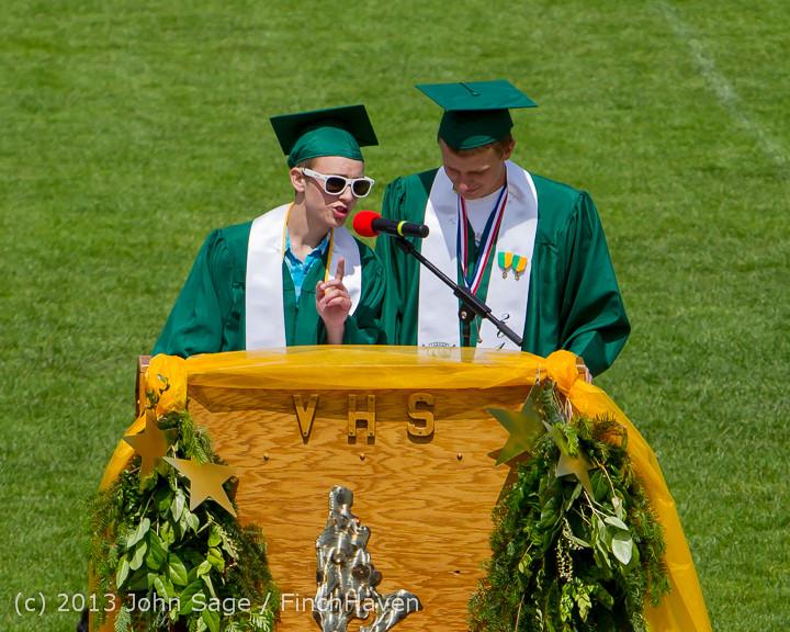 2312 Vashon Island High School Graduation 2013 061513