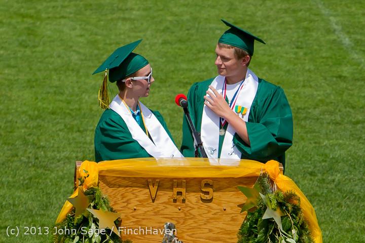 2317 Vashon Island High School Graduation 2013 061513