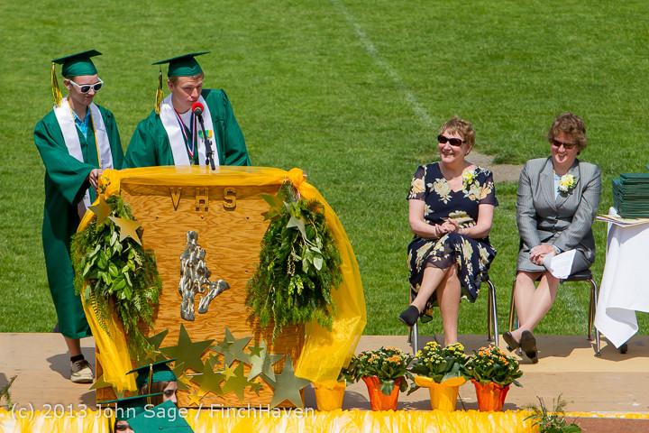 2329 Vashon Island High School Graduation 2013 061513