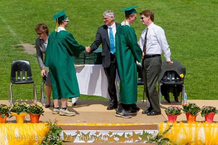 2347 Vashon Island High School Graduation 2013 061513