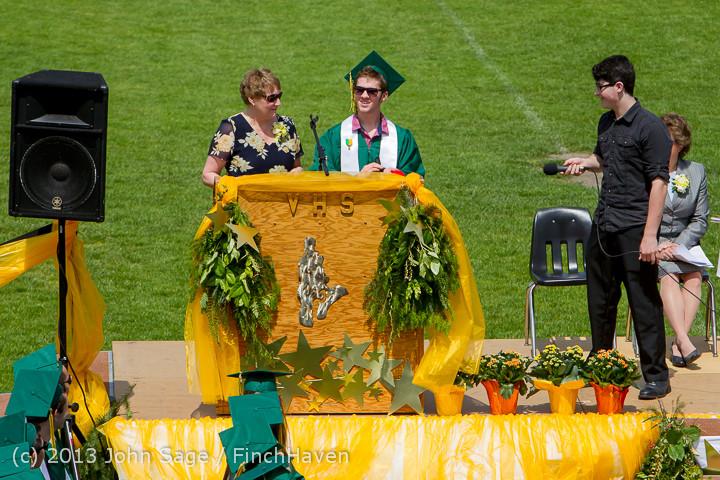 2377 Vashon Island High School Graduation 2013 061513