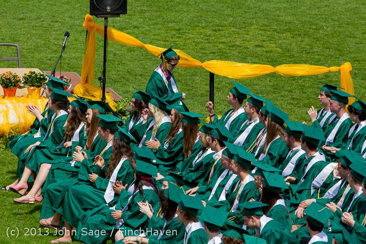 2384 Vashon Island High School Graduation 2013 061513