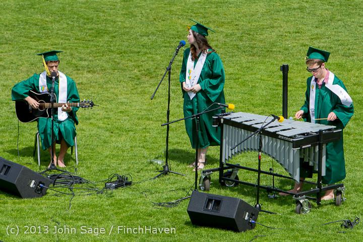 2427 Vashon Island High School Graduation 2013 061513