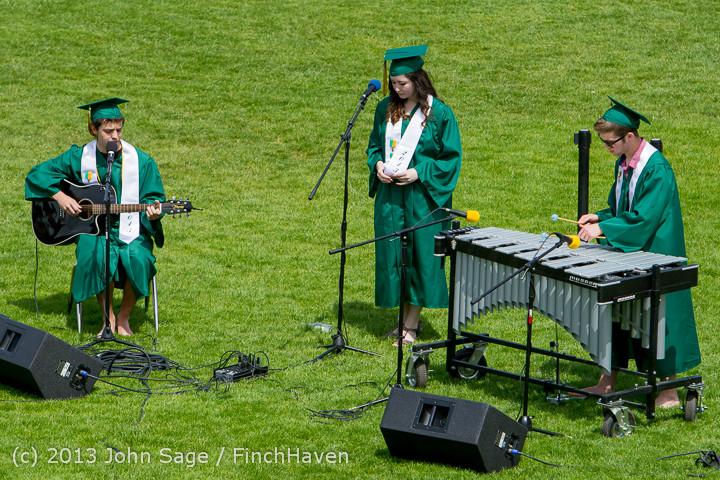 2429 Vashon Island High School Graduation 2013 061513