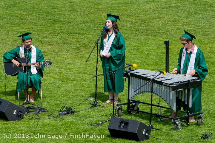 2435 Vashon Island High School Graduation 2013 061513