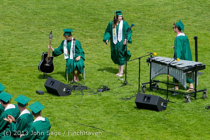 2451 Vashon Island High School Graduation 2013 061513