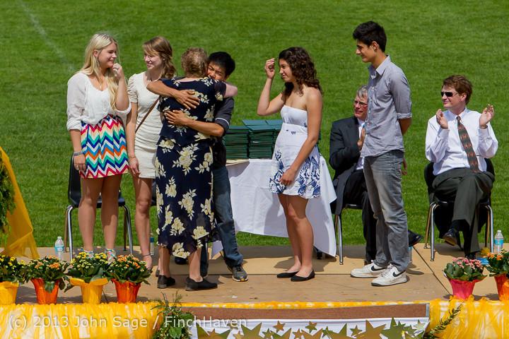 2477 Vashon Island High School Graduation 2013 061513