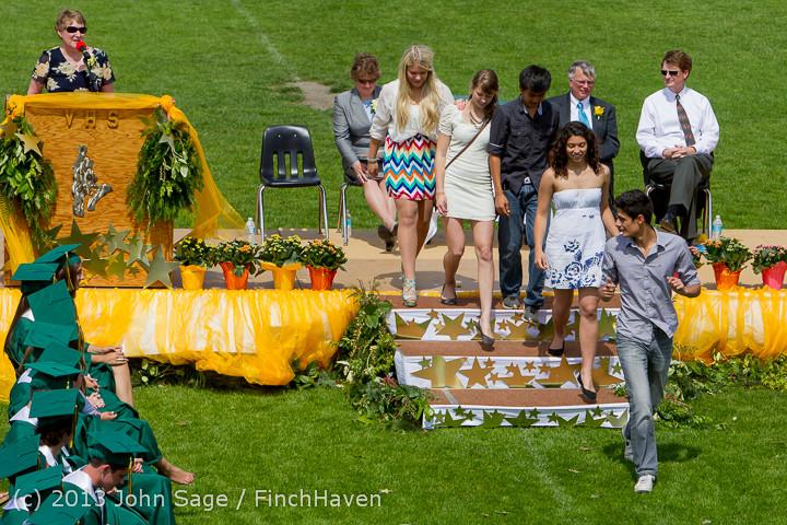 2486 Vashon Island High School Graduation 2013 061513