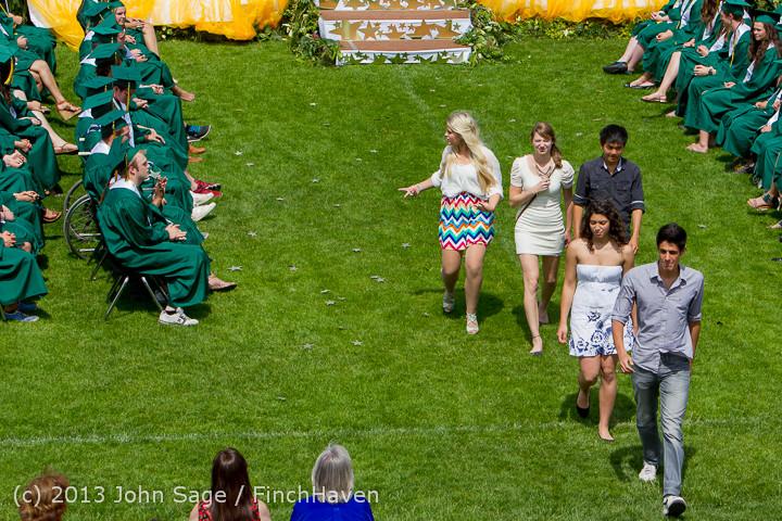 2493 Vashon Island High School Graduation 2013 061513