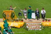 2497 Vashon Island High School Graduation 2013 061513