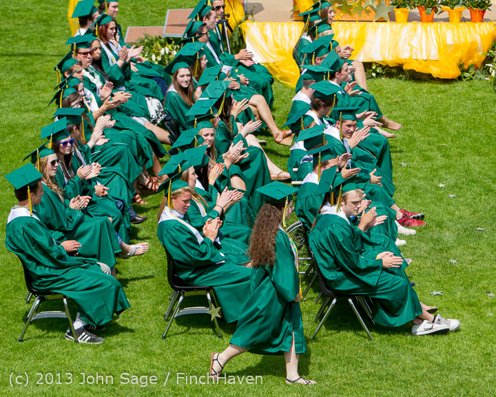 2507 Vashon Island High School Graduation 2013 061513