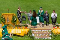 2513 Vashon Island High School Graduation 2013 061513