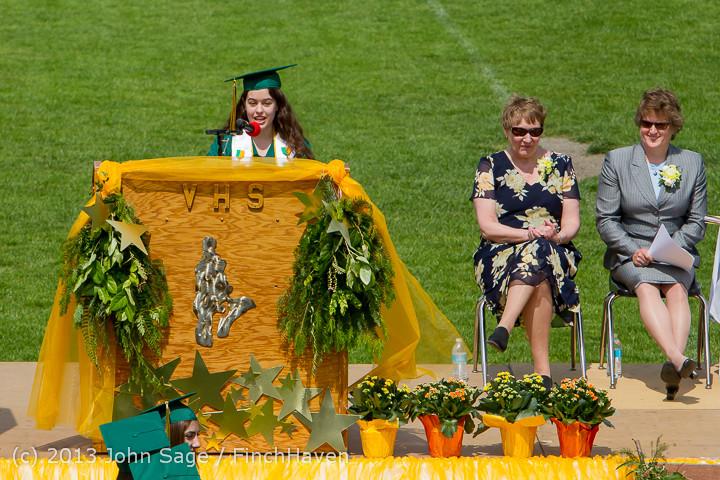 2526 Vashon Island High School Graduation 2013 061513