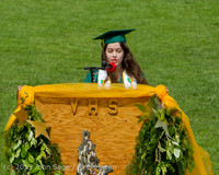 2536 Vashon Island High School Graduation 2013 061513