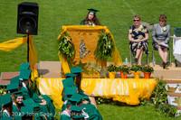2552 Vashon Island High School Graduation 2013 061513