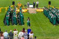 2564 Vashon Island High School Graduation 2013 061513