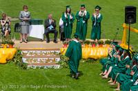 2625 Vashon Island High School Graduation 2013 061513