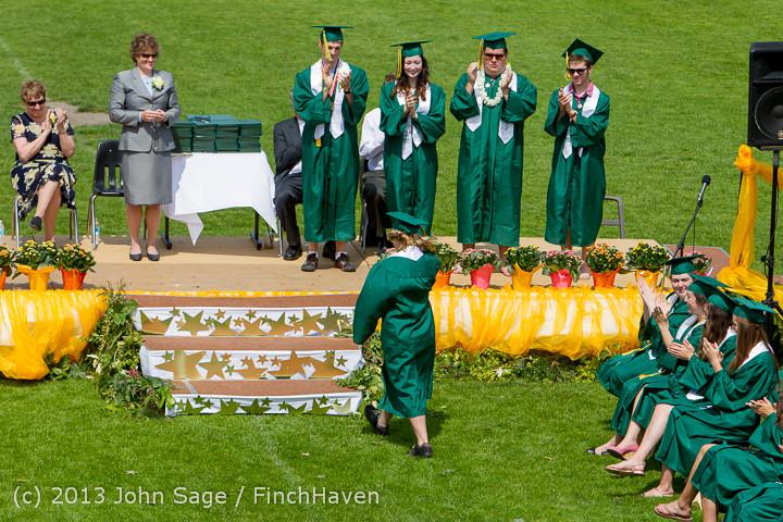 2635 Vashon Island High School Graduation 2013 061513
