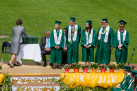 2644 Vashon Island High School Graduation 2013 061513