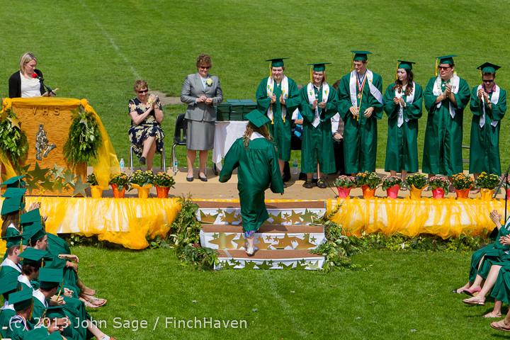 2662 Vashon Island High School Graduation 2013 061513